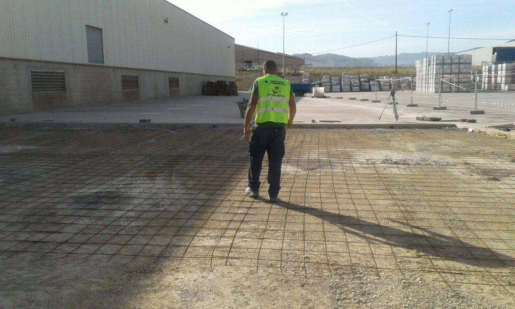 Hormigón Fratasado en Castellón Grupo Paimvi