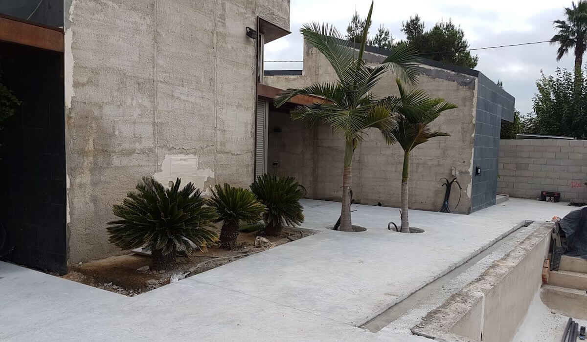 Hormigón fratasado Cabezo de Torres Murcia Grupo Paimvi