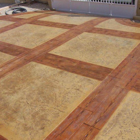 hormigón impreso Alicante Grupo Paimvi
