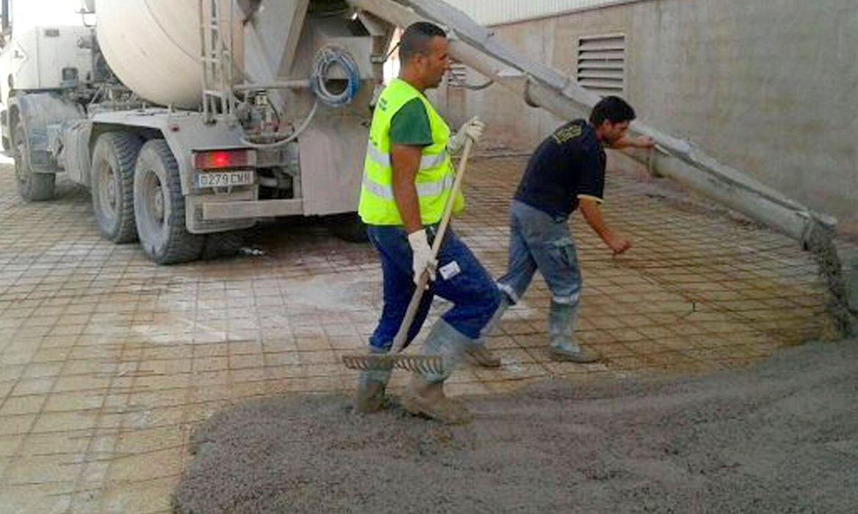 hormigones autonivelantes en Alicante Grupo Paimvi