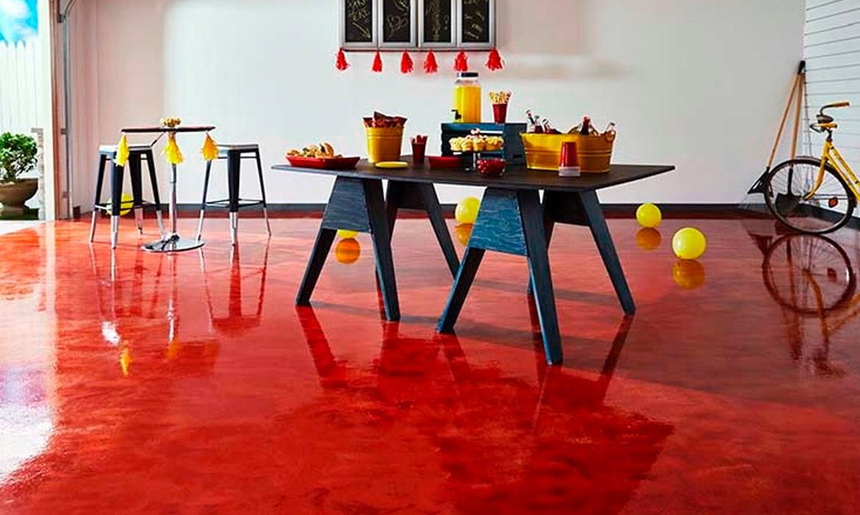 Pavimentos Interiores 3D en Alicante Grupo Paimvi
